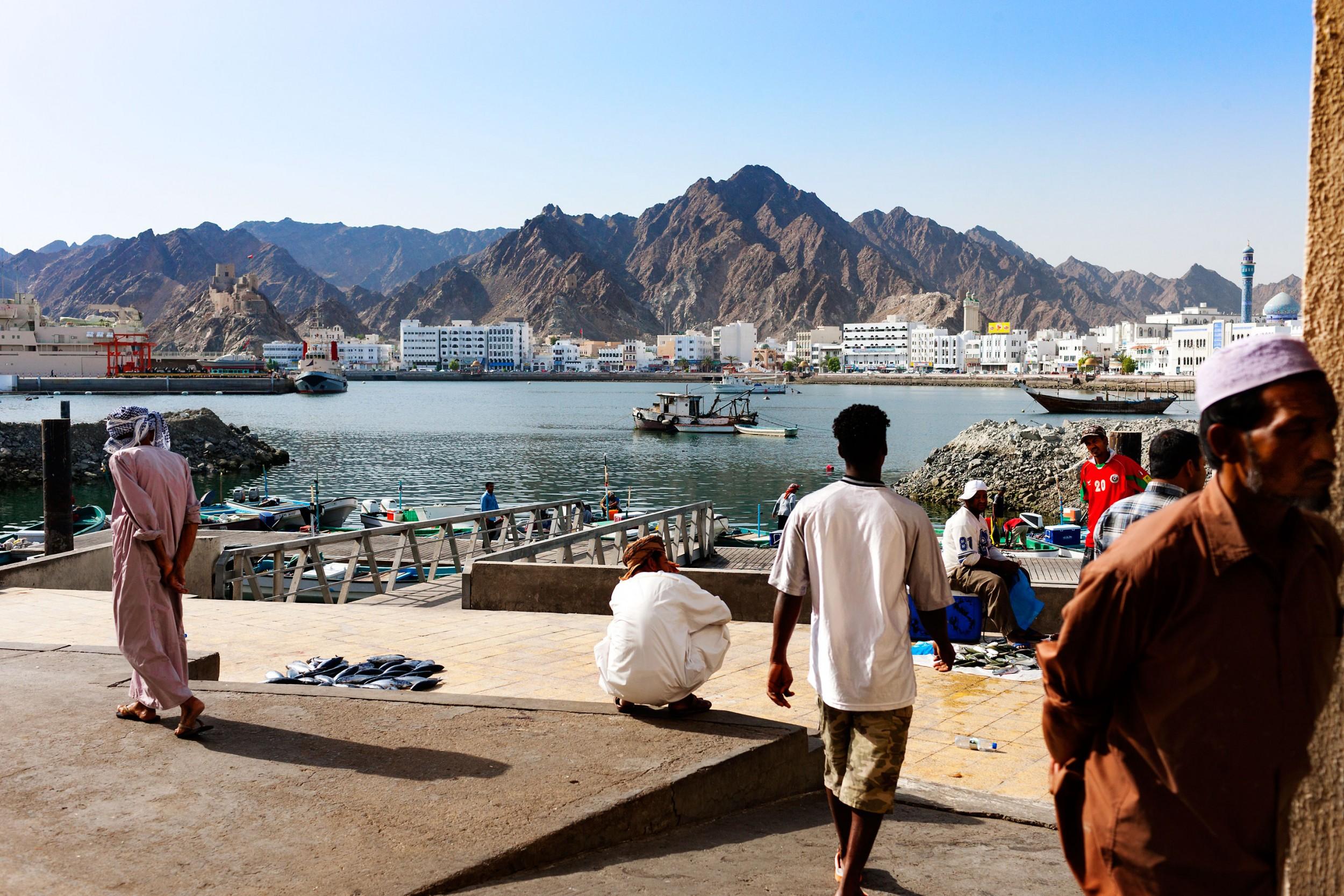 BP Oman Editorial